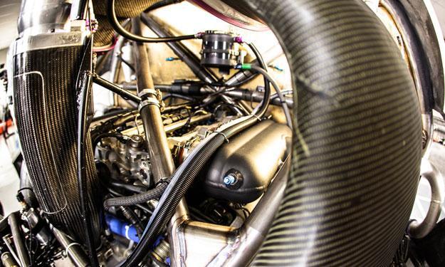 Peugeot 208 T16 motor