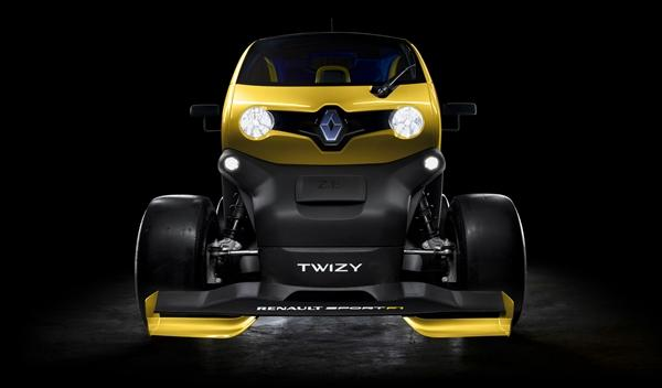 Renault Twizy Renault Sport F1 frontal