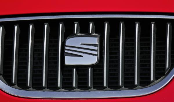 Parrilla Seat Ibiza 4