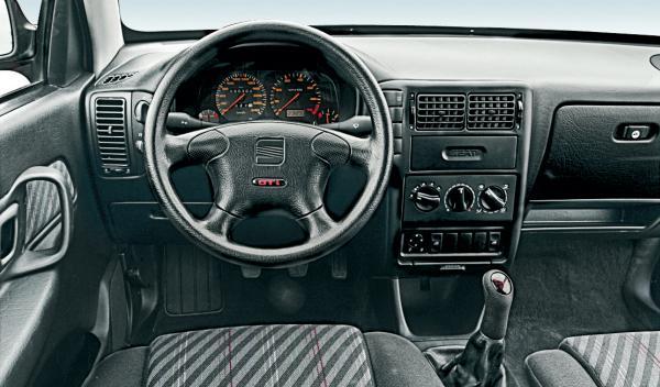 Interior Seat Ibiza 2