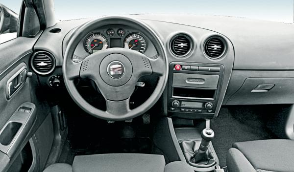 Interior Seat Ibiza 3