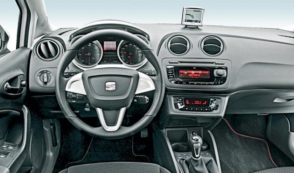 Interior Seat Ibiza 4