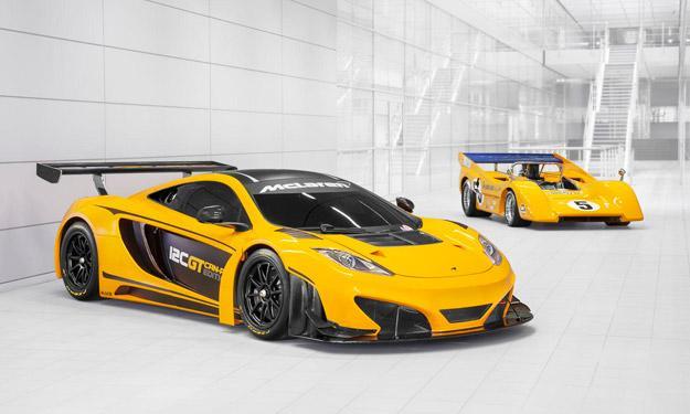 McLaren Goodwood Festival of Speed 2013