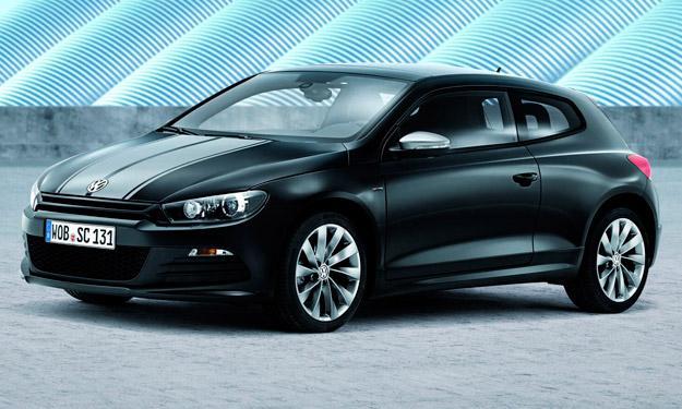 Volkswagen Scirocco Million fabricados milllón