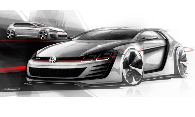 Volkswagen GTI Vision Design Wörthersee
