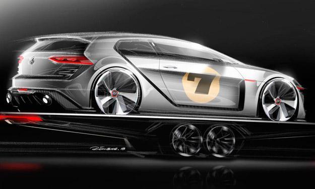 Volkswagen GTI Vision Design 7