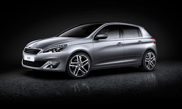 Peugeot 308 2013 Salón de Frankfurt