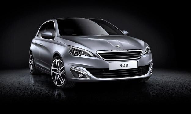Peugeot 308 2013 otoño
