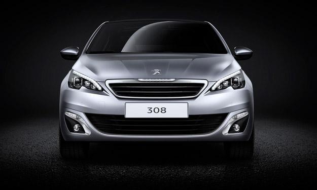 Peugeot 308 2013 Full LED