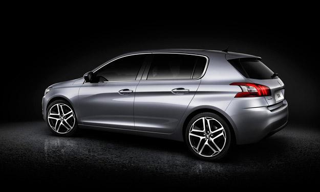 Peugeot 308 2013 plataforma EMP2