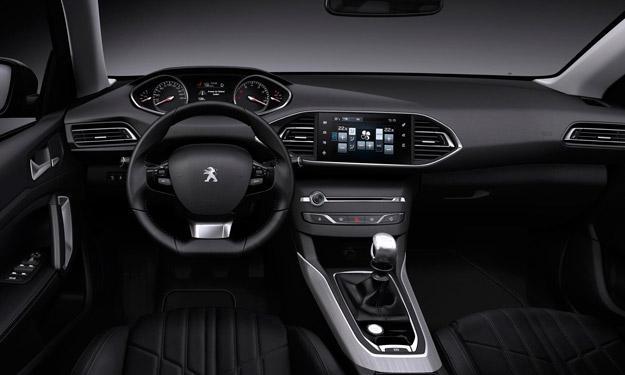 Peugeot 308 2013 LED interior