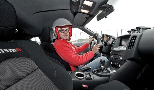 Nissan 370Z Nismo cuadro