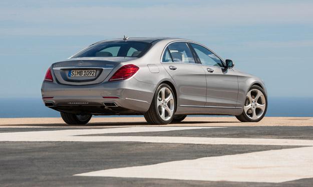 Mercedes Clase S 2013 BlueTEC Hybrid