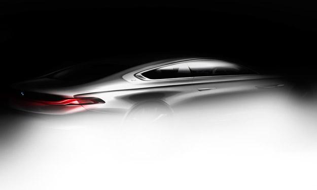 BMW Pininfarina Gran Lusso Coupe Villa d'Este 2013
