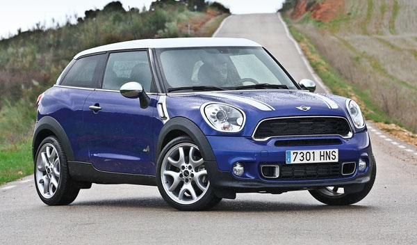 Mini Paceman Cooper S ALL4 llantas