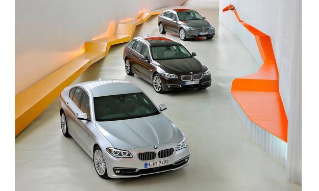 BMW Serie 5 2013 carrocerías