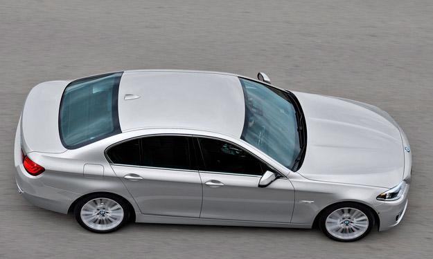 BMW Serie 5 2013 518d