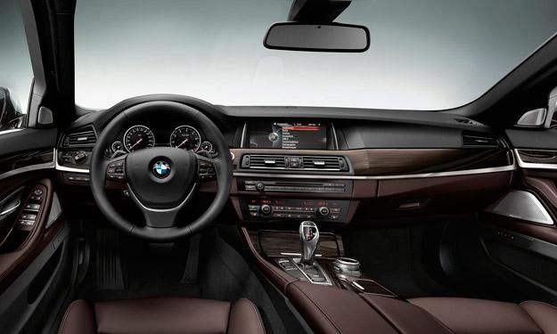 BMW Serie 5 2013 interior