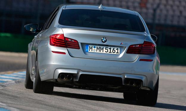 BMW M5 2013 Competition Package