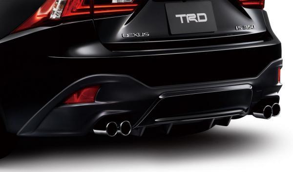 Lexus IS F Sport 2014 TRD paragolpes
