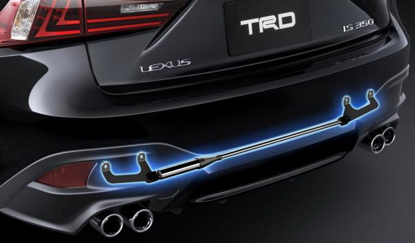Lexus IS F Sport 2014 TRD varilla