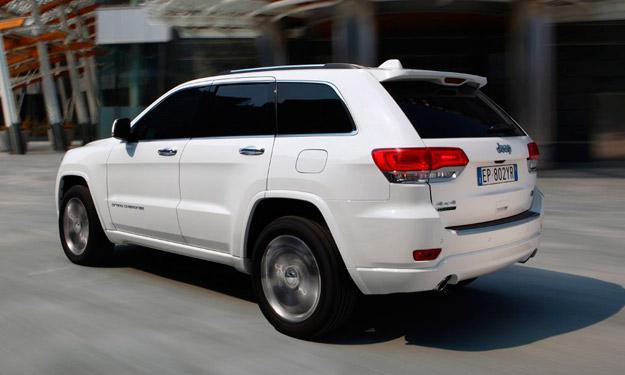 Jeep Grand Cherokee 2013 precios