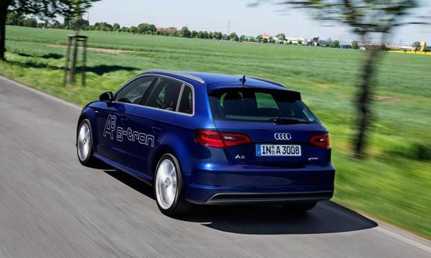 Audi A3 Sportback g-tron gas natural