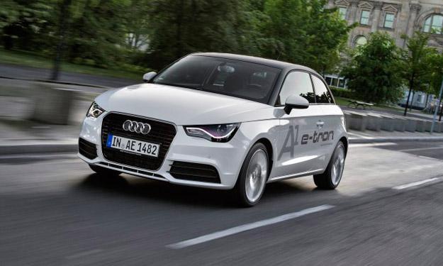 Audi A1 e-tron motor eléctrico