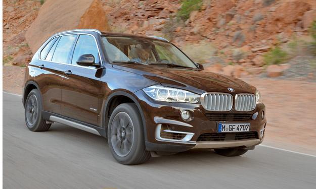 BMW X5 2013 motores