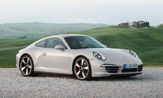 Porsche 911 50 Aniversario Carrera S