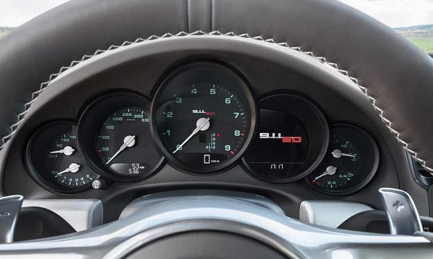 Porsche 911 50 Aniversario cuadro