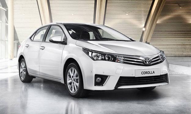 Toyota Corolla 2014 europeo delantera