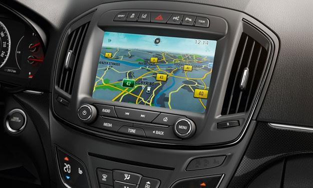 Opel Insignia 2013 navegador
