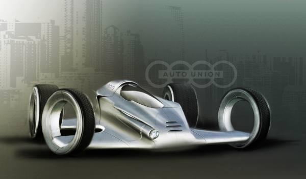 coche del futuro Audi