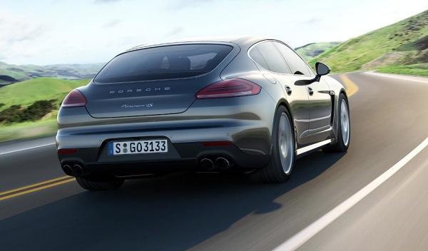 Nuevo Porsche Panamera 2013