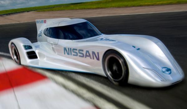 Nissan Zeod RC: el coche eléctrico más rápido del mundo
