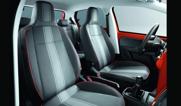 Interior Volkswagen Fender up!
