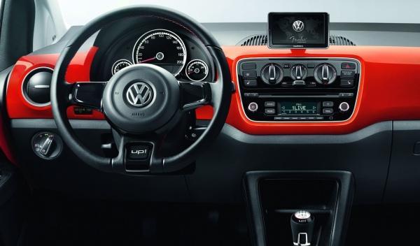Salpicadero Volkswagen Fender up!