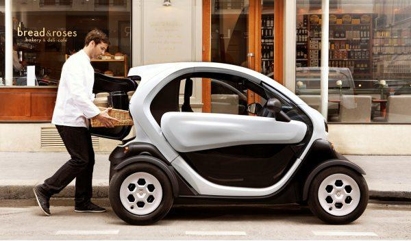 Renault Twizy Cargo lateral