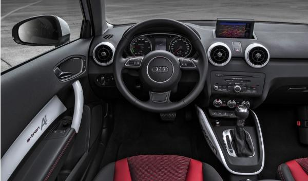 Audi A1 e-tron Salpicadero