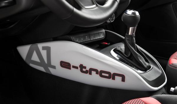 Audi A1 e-tron Interior