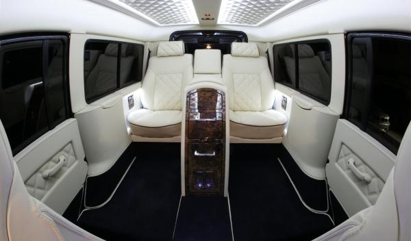 Land Rover Defender Interior 4