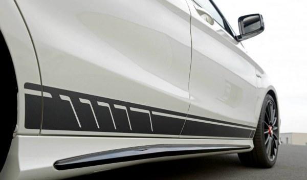 Mercedes CLA 45 AMG Edition 1 raya