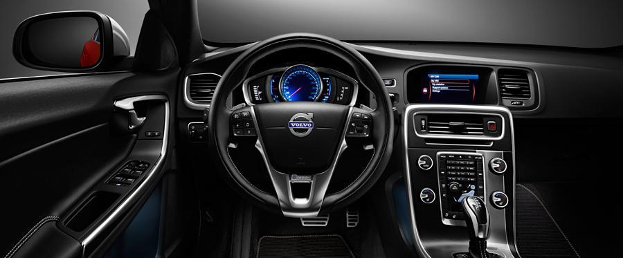 Volvo S60 2013 salpicadero
