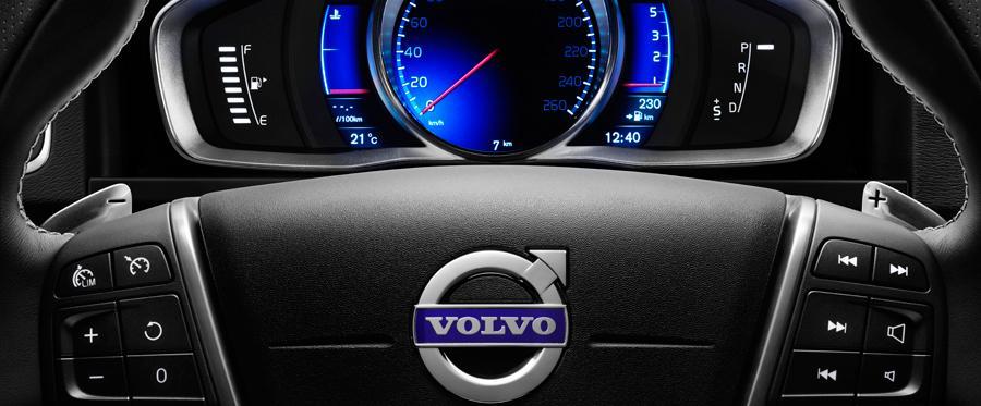 Volvo S60 2013 cuadro de mandos