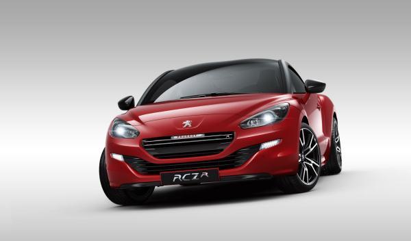 Peugeot RCZR frontal