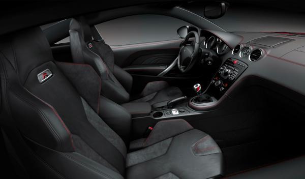 Peugeot interior