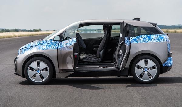BMW i3 puerta