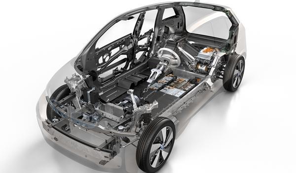 BMW i3-bastidor