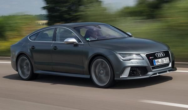 Audi RS7 Sportback delantera